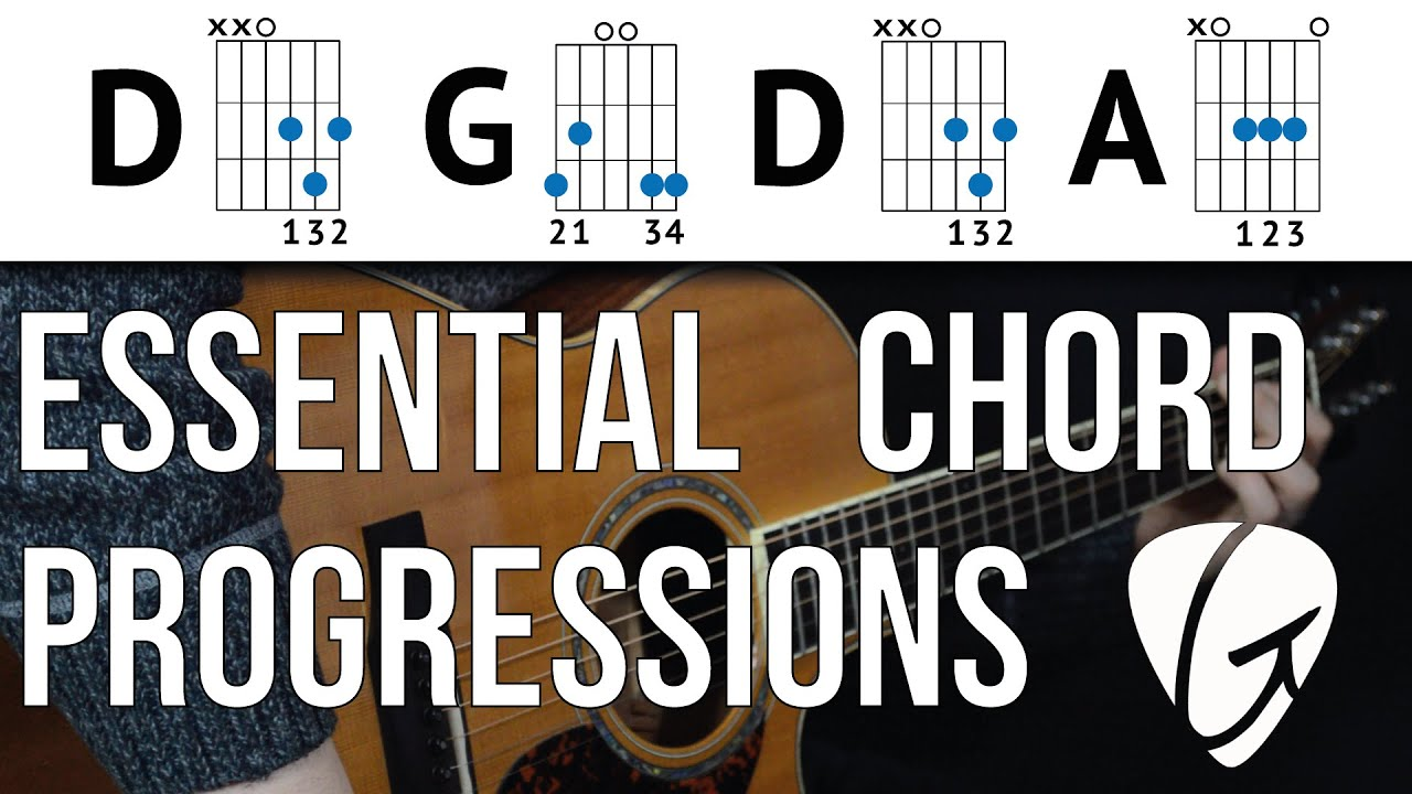Chord progression practice d g d a these easy chords are a chord progression practice d g d a these easy chords are a great place to start youtube hexwebz Images