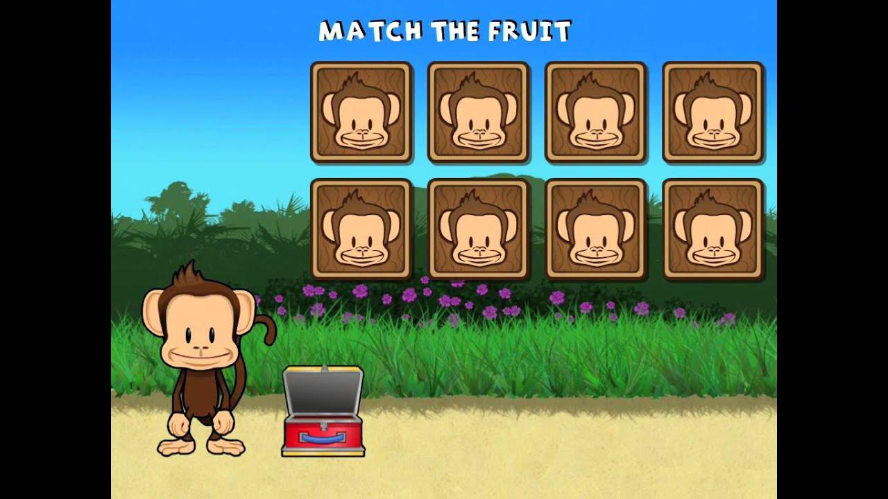 Best iPad Apps for Kids: Monkey Preschool Lunchbox - THUP Games