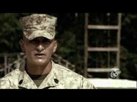 Marine Corps OCS Goal: Leadership