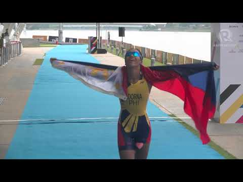 SEA Games 2017: PH Team of Women's Triathlon bags Gold and Silver