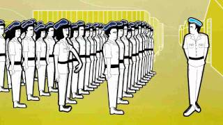 Security and rule of law in the field - UN Peacekeeping animation