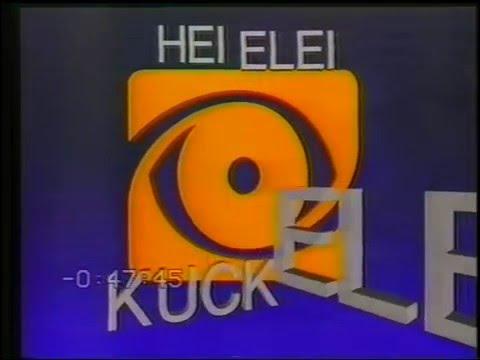 Rtl Télévision - Hei Elei Kuck Elei