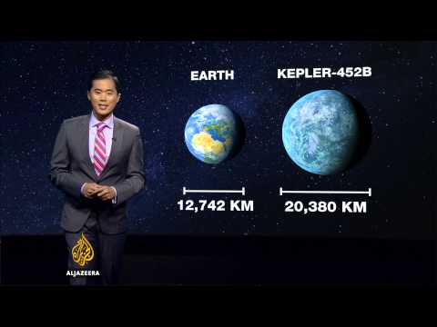 Earth 2.0: NASA finds planet that matches our own