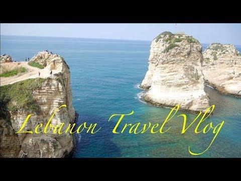 Lebanon Travel Vlog   Day 3 + 4