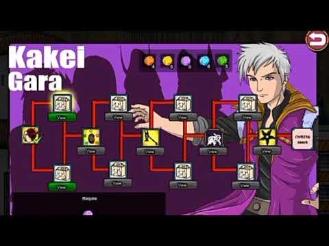 Ninja saga: Kage Aprenticeship and Dodge glitch