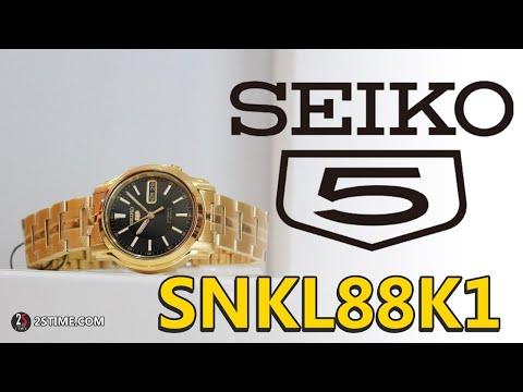 SEIKO 5 Series SNKL88K1 | Elegant Low Budget Watch Under 150