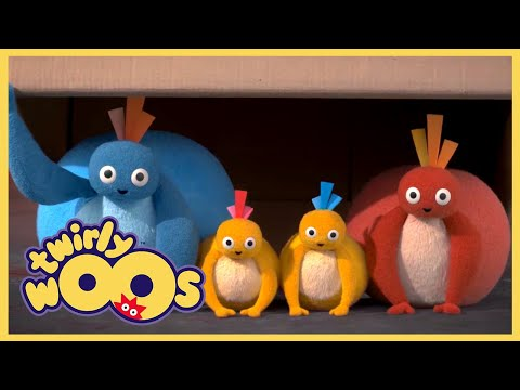 Twirlywoos | Under and More Twirlywoos! | Fun Learnings for kids