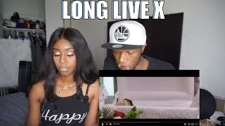 """LONG LIVE X"" XXXTENTACION - SAD! (Official Music Video) - REACTION"