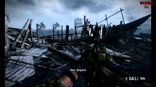 Medal Of Honor Warfighter PC Gameplay #3 ON GT540M (HD 720p)