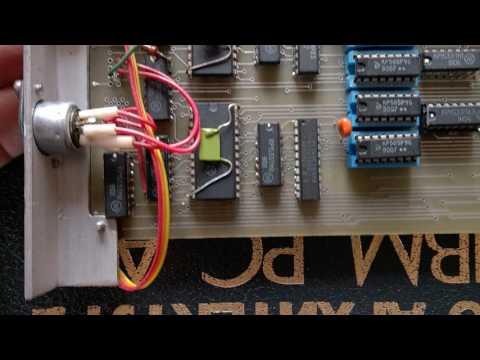 Платы отечественных самодельных IBM совместимых компьютеров АТМ - 1991.
