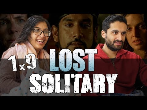 Lost - 1x9 Solitary - Nikki Reacts!