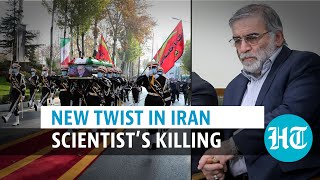 Watch: Iran says scientist killed 'remotely'; blames Israel l Latest updates