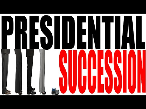 Presidential Succession Explained: American Government Review