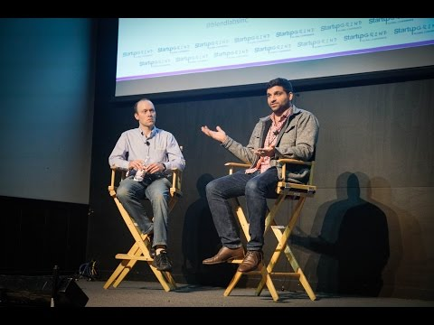 How Startups Can Overcome Red Tape | Nima Ghamasari (Blend) & Alex Rampell (a16z) @ Startup Grind