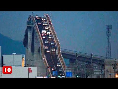 Οι 10 πιο τρομακτικές γέφυρες που υπάρχουν! - Τα Καλύτερα Top10