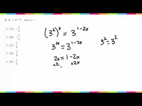 MDTP Mathematical Analysis Readiness Test (MA): Solution to #32