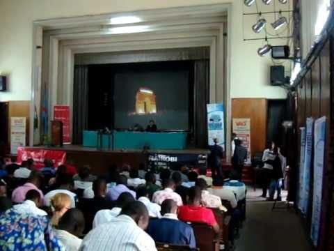 EDUCATIONAL SEMINAR IN CONGO