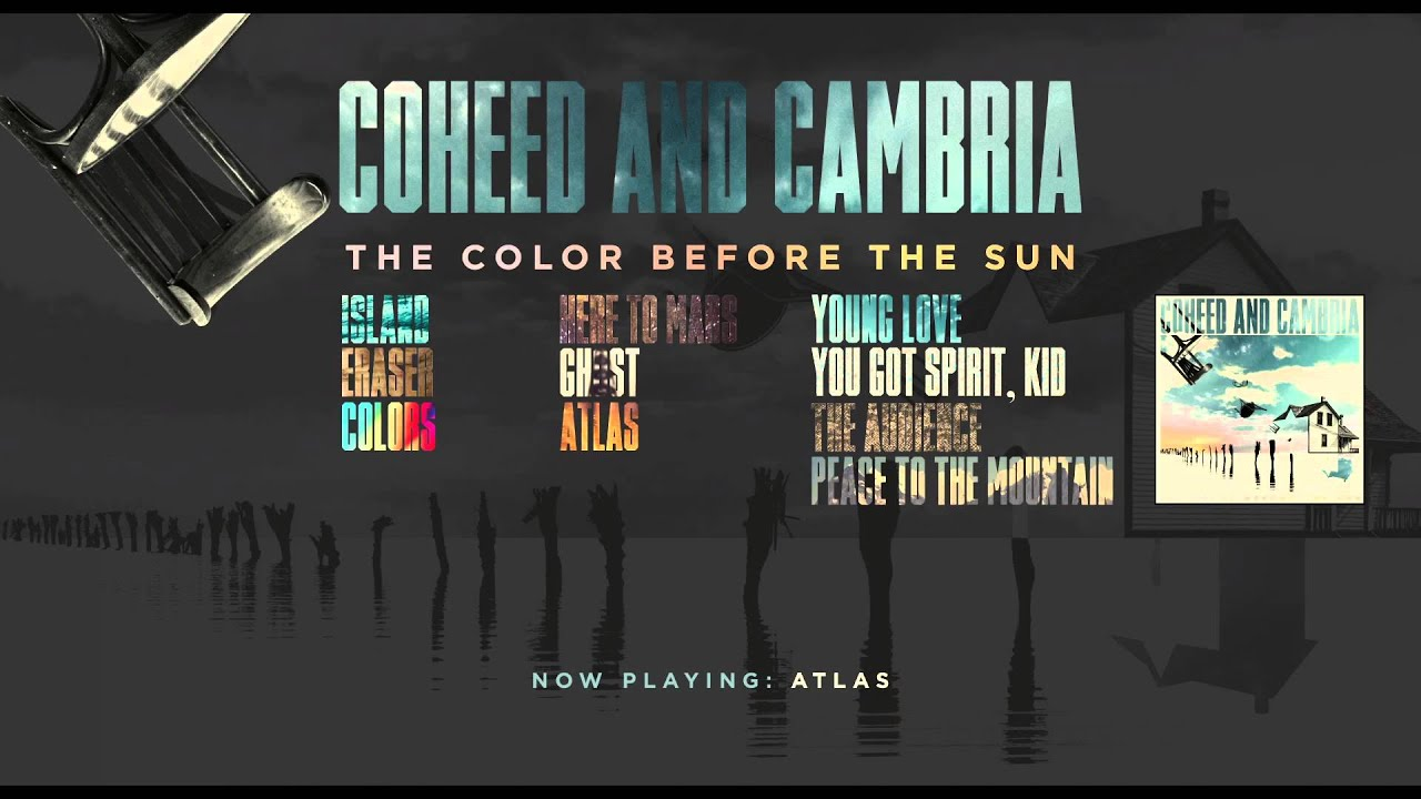 Coheed and Cambria - Atlas [Audio Only]