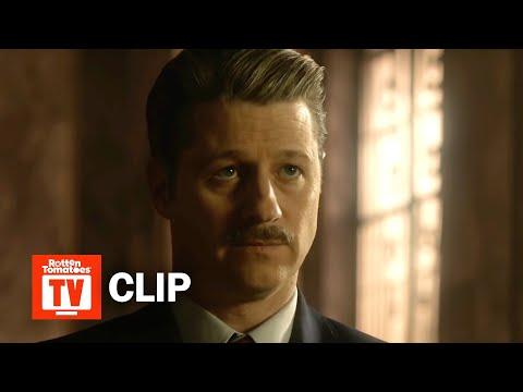 Gotham S05E12 Clip | 'Gordon Is Resigning' | Rotten Tomatoes TV