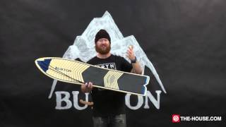 2016 Burton Throwback Snowboard Review - The-House.com