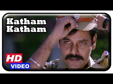 Katham Katham Tamil Movie | Scenes | Natarajan Warns Rajagopalan And Harish | Nandha