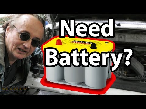 Need A New Car Battery? How To Choose The Right Type