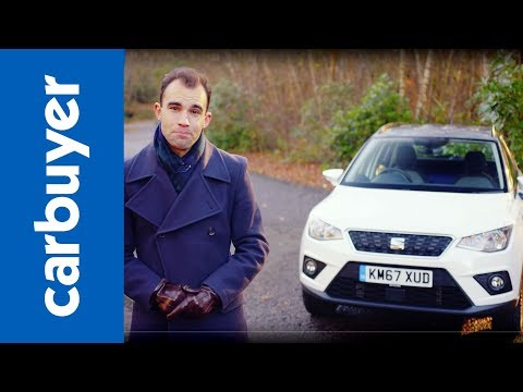 SEAT Arona SUV review - We drive SEAT's small Ibiza SUV - Carbuyer