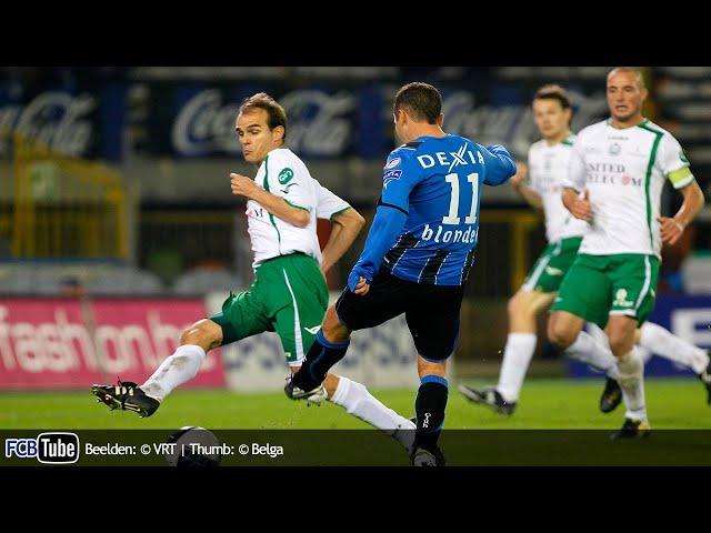 2010-2011 - Cofidis Cup - 01. 16de Finale - Club Brugge - Lommel United 3-1