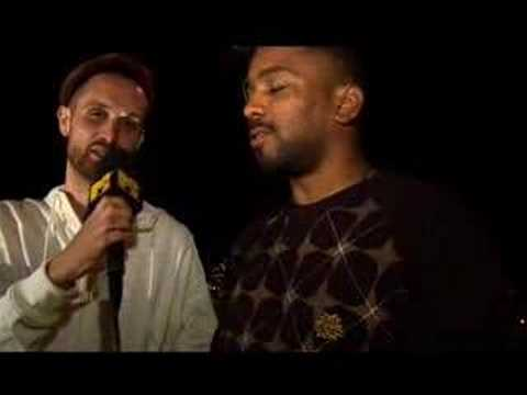 J-Ro -  Interview (MTV Beat, Sweden)