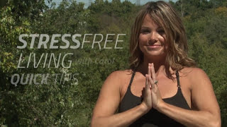 Stressfree Living Quick Tip: Thymus Tapping