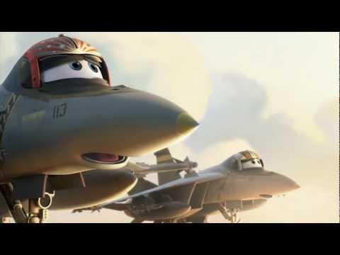 Planes Trailer - Dane Cook