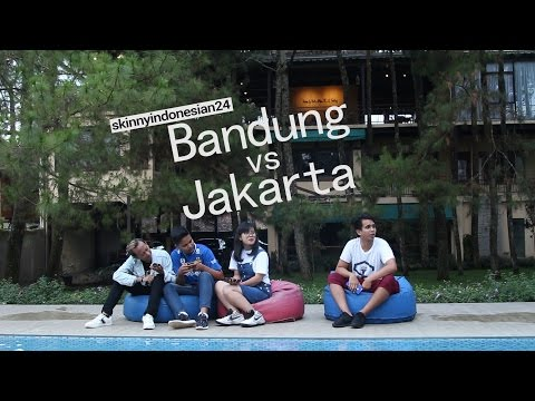 Bandung VS Jakarta