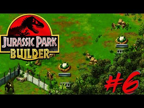 ¡DIA DE INCUBACION! | Jurassic Park Builder #6 | PlayiNkZ