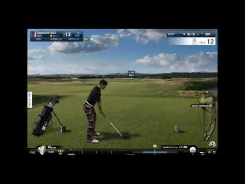 WGT  golf  Eric Michaux  St Andrews  18 holes ( score  53 )  May Grand Slamboree CC