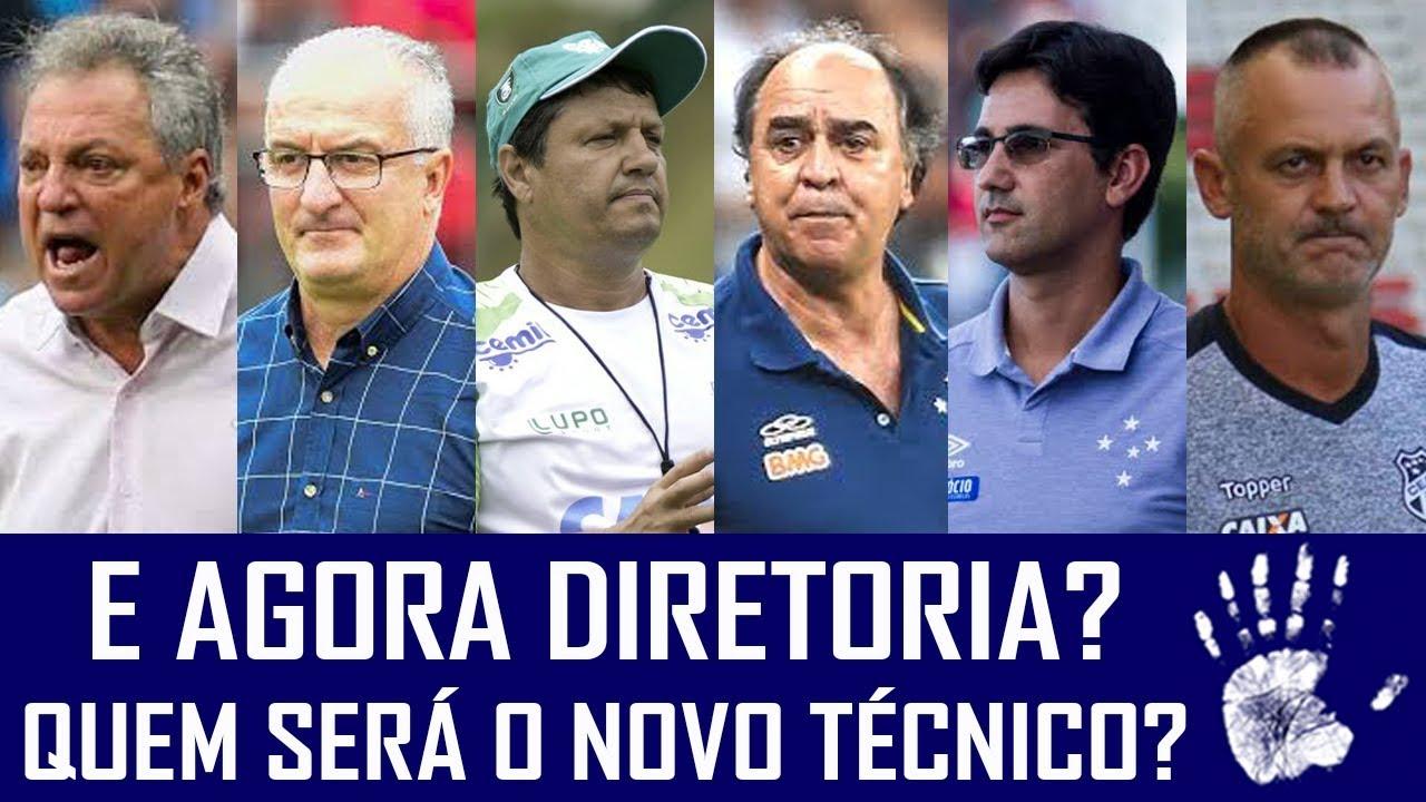Quem Sera O Novo Treinador Do Cruzeiro Dorival Abel Adilson Marcelo Youtube