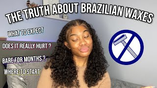THE TRUTH ABOUT BRAZILIAN WAXES What to Expect Prepping Tips and Products You Need