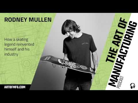 Rodney Mullen: The Godfather of Street Skating