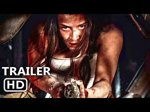 HOSTILE Official Trailer (2018) Apocalyptic Survival Movie HD
