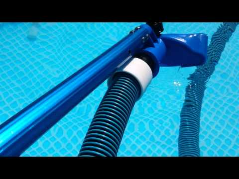 HOW TO VACUUM YOUR POOL, EASY, CHEAP AND...