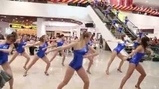 Ocean Plaza flash mob