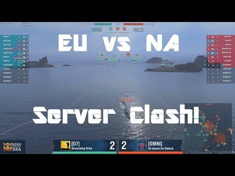 Server Clash: EU vs NA Final - The Deciding Game! [Casting]
