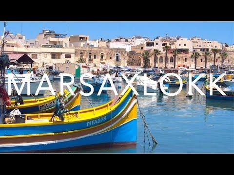 Marsaxlokk | Malta Travel Diary