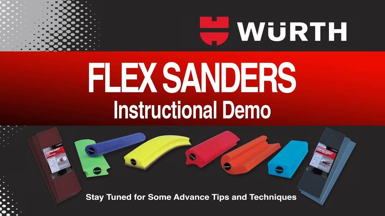 Wurth Flex Sanders