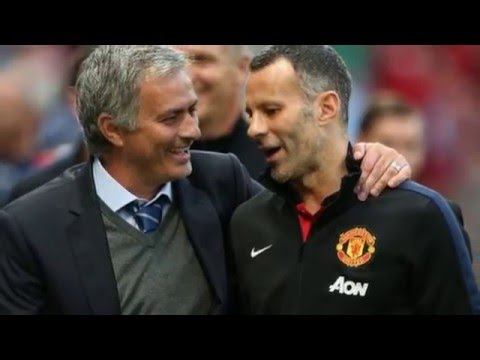 Jose Mourinho RESIGNED to Manchester United naming Ryan Giggs manager after Louis van Gaal