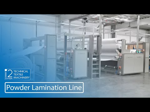 Powder Lamination Line