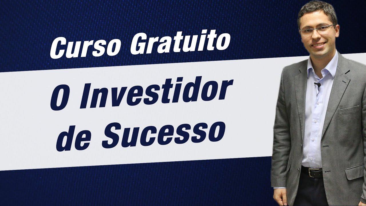 adba03758 Curso Gratuito Investidor de Sucesso - Independência Financeira e Como  Investir na Bolsa de Valores!