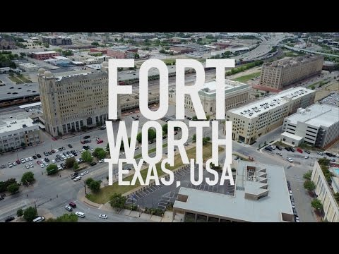041 Visiting Fort Worth, Texas