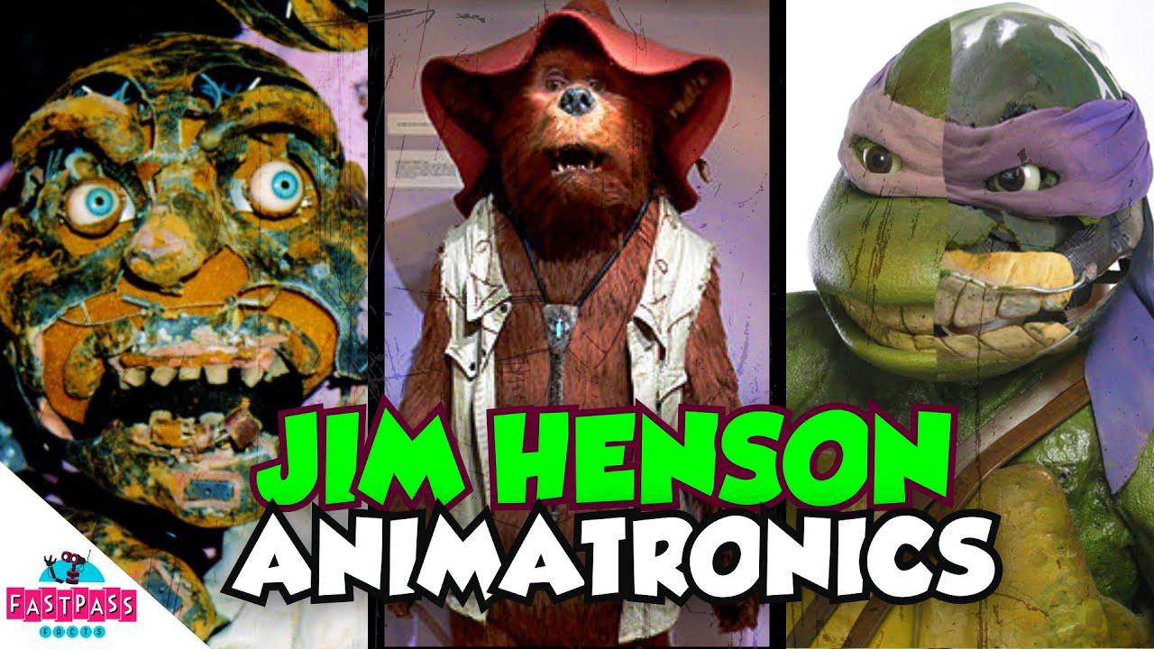 Jim Henson Animatronics