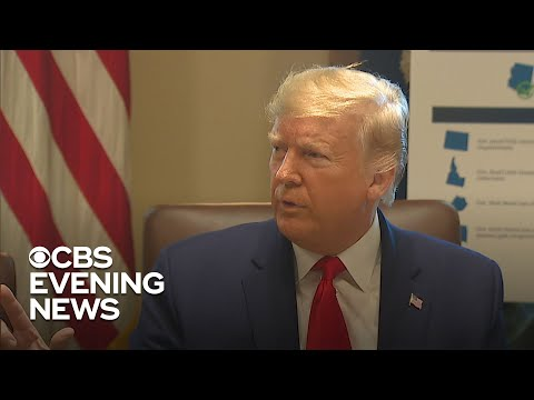Trump urges Republicans to get tougher on impeachment