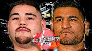 ANDY RUIZ JR. to fight CHRIS ARREOLA in comeback A LOT TO PROVE